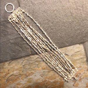 WHBM multistrand multi strand bracelet